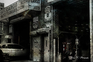 Auto Mechanic Shop. | by Houry Photography -on/off