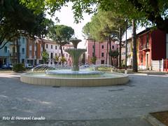 Fontana di Parco Morini