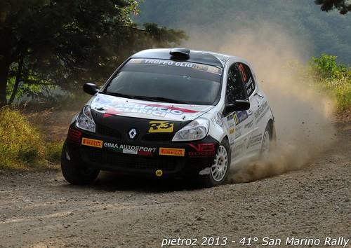027-DSC_4295 - Renault New Clio Sport R3C - 5 - R3C -Ferrarotti Ivan-Fenoli Manuel - Best Racing Team   by pietroz