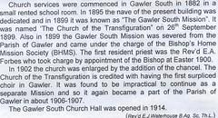 Gawler South Hall