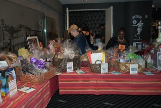Silent Auction Items. AFI Event | by Shepherd's Table 2013