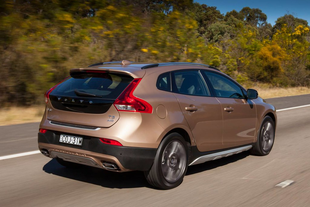 Volvo V40 Cross Country 2013 - Premier essai