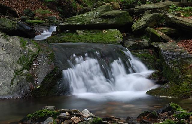 Jeseníky - Studený potok