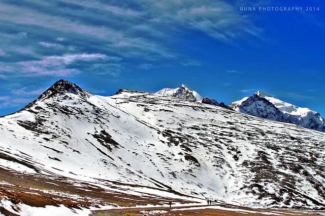 Road to Milluni