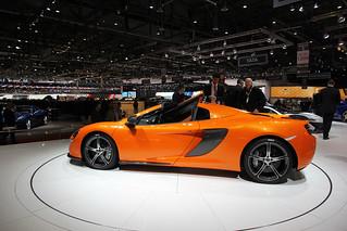 McLaren 650S @ Geneva 2014