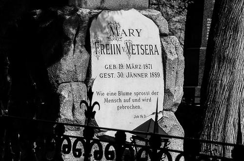 Mary Vetsera   Ein Stück österreichische Geschichte: Marie