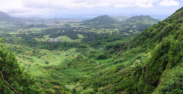 Nuʻuanu Pali Overlook