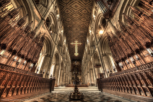 Peterborough Cathedral HDR