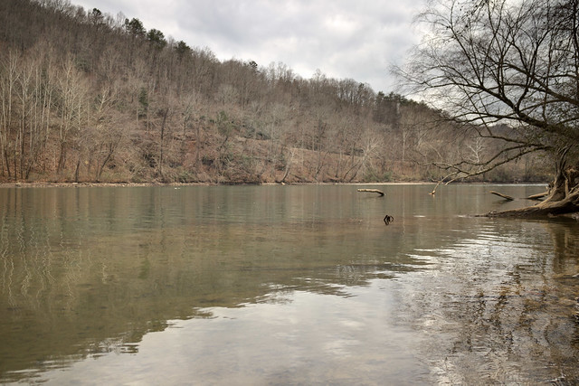 Emory River, Emory Gap, Roane County, Tennessee