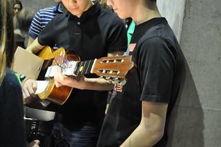 Guitarra - Proyecto de alumnos - CTC Barcelona
