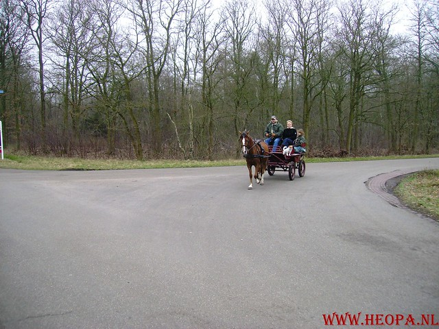 WSV Wandeltocht    Huizen NH.     23-02-2008   20km (26)