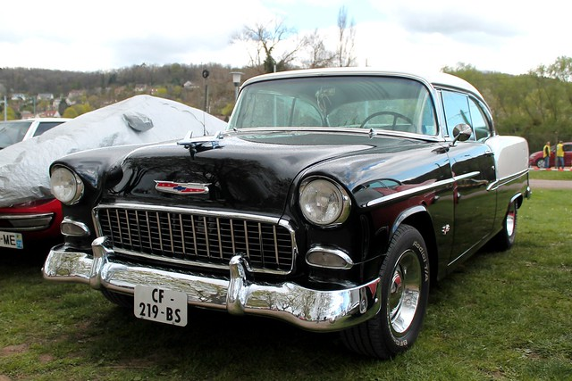 Chevrolet Bel Air 2 Door 1955
