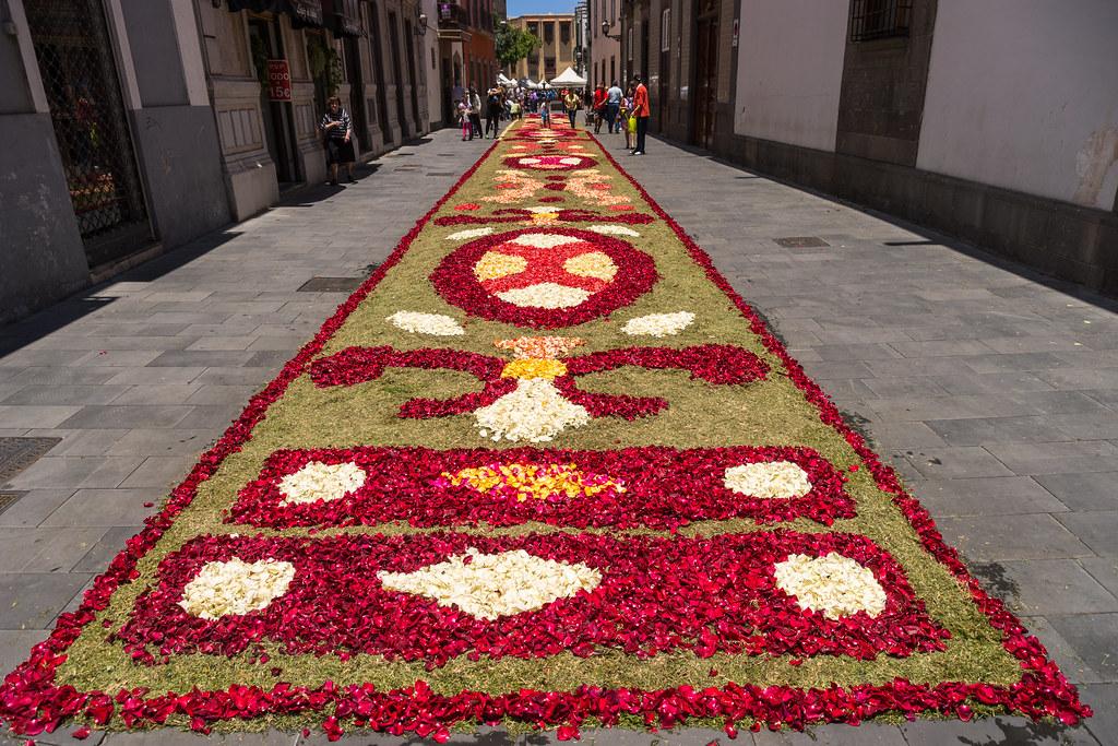 2016 05 29 Alfombras Del Corpus Christi Las Palmas 01 Flickr