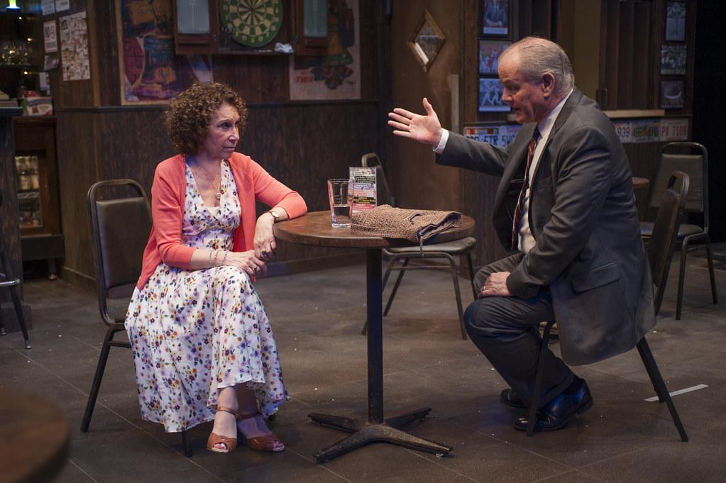 Rhea Perlman and Francis Guinan
