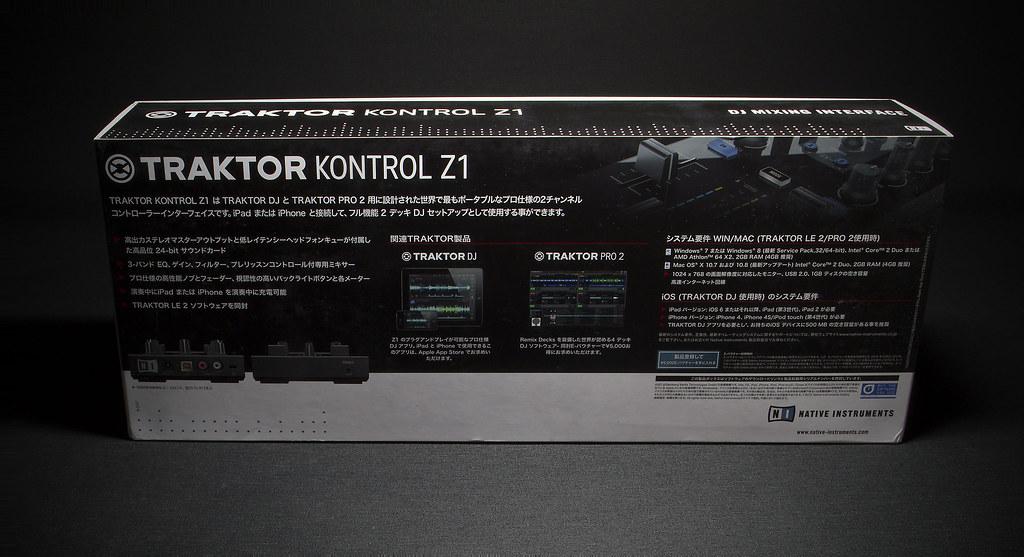 Native Instruments Traktor Kontrol Z1 Mixer Controller | Flickr
