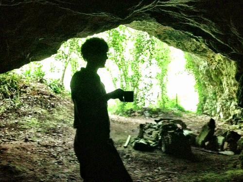 Cave will | by William Parsons Pilgrim