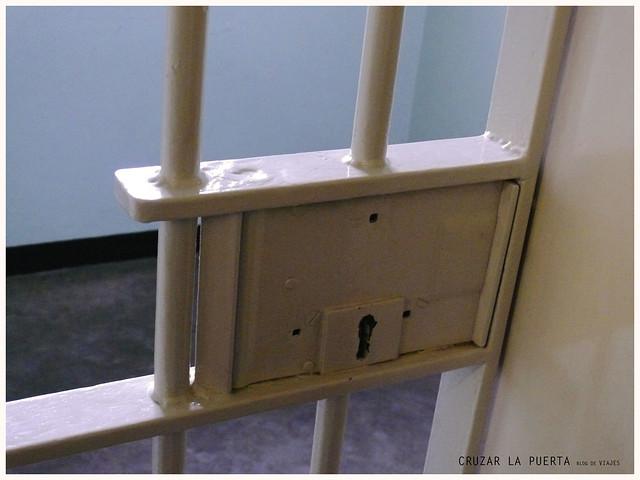 La celda de Mandela