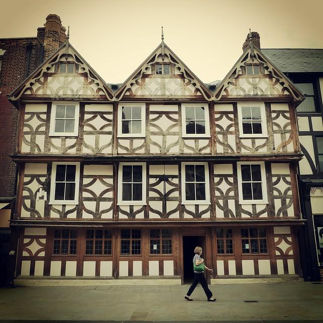 Robert Raikes's House Gloucester