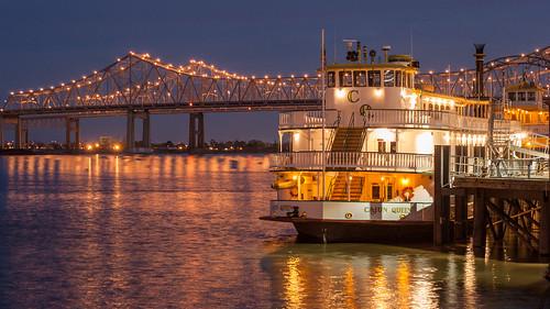 20d canon louisiana dusk neworleans riverboat