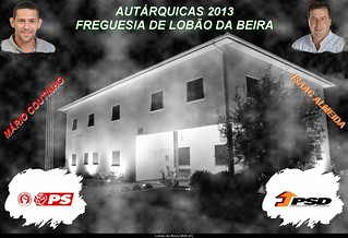 AUTÁRQUICAS 2013 -LOBÃO DA BEIRA | by ALBERTINO SILVA