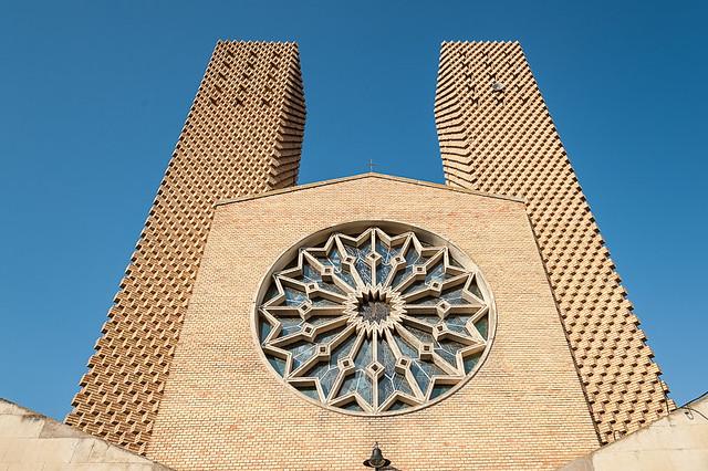 Iglesia parroquial de San Miguel Arcángel, Cadreita