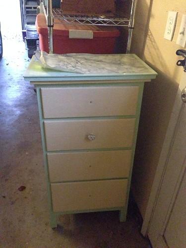 Old Dresser | by Cristina Robinson