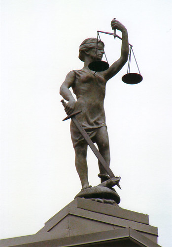 Scales of Justice @ Lamar County Court House---Purvis,Ms ...