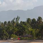 Beach and El Yunque