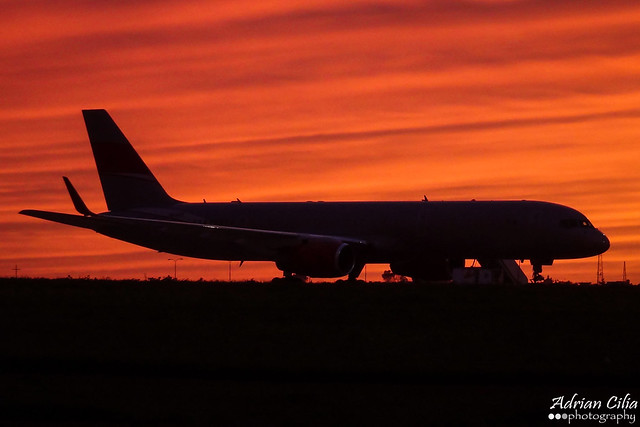 Jet Magic --- Boeing B757BBJ --- 9H-AVM