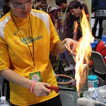 Mind Trekkers teamed up with Dow Chemical and Chevron at the 2014 USA Science & Engineering Festival