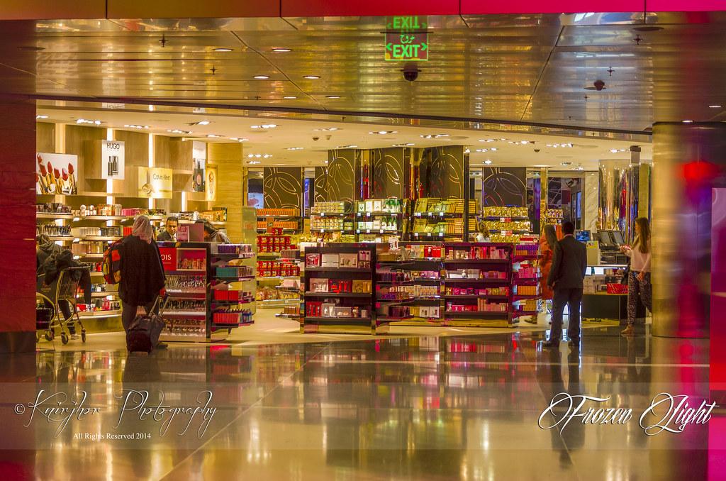 doha international airport duty free shops