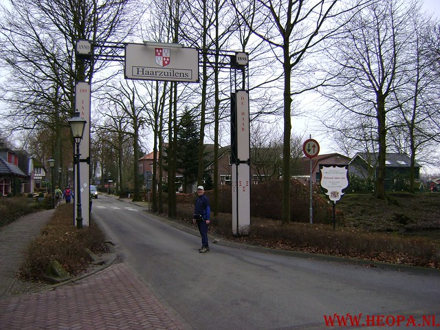 2009-02-21     Haarzuilens    15.5 Km  (60)