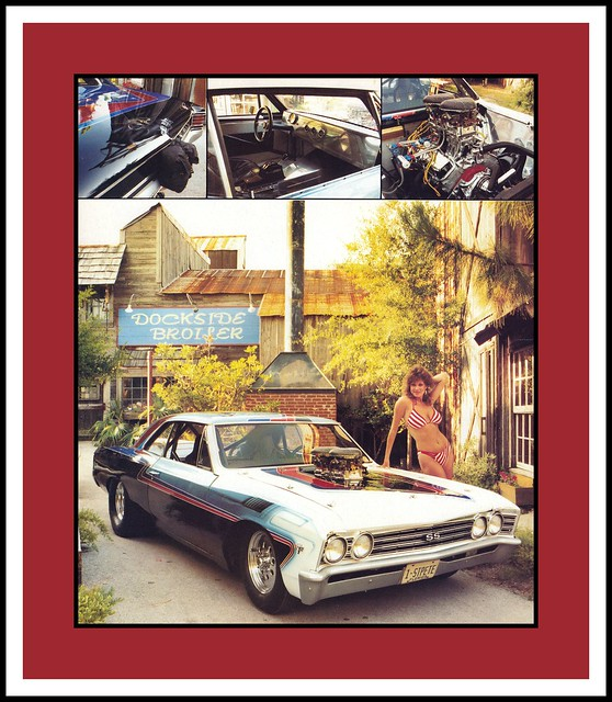 '67 Chevrolet Chevelle Show Car, 1985