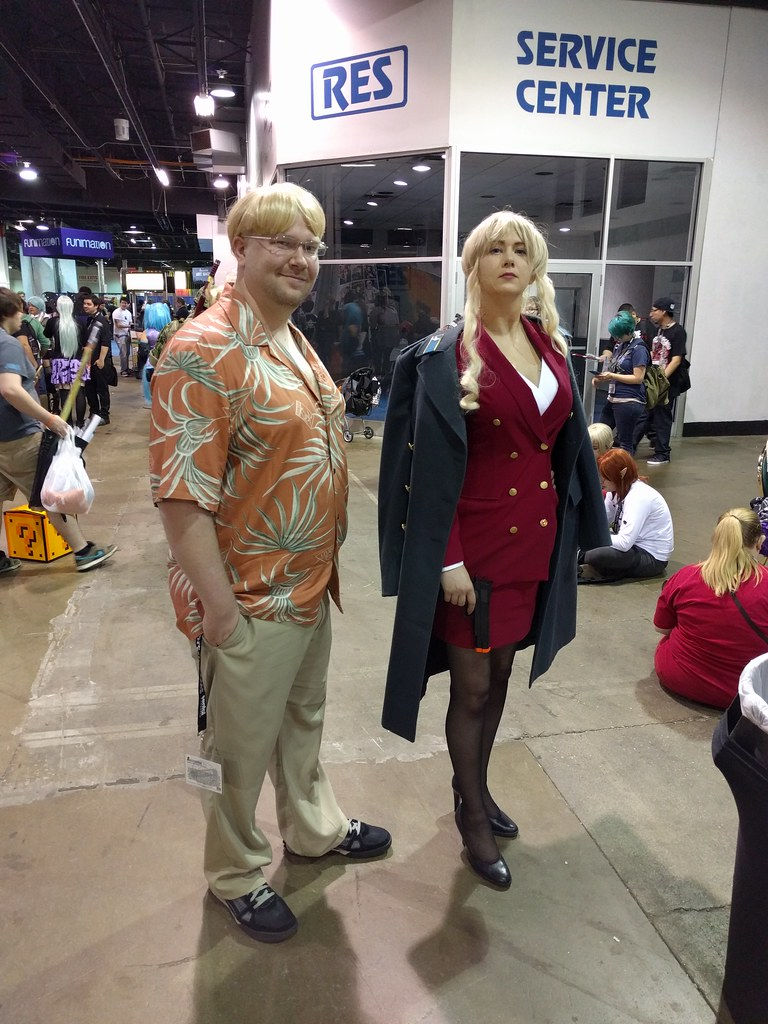 Fantastic Black Lagoon Cosplay You Can T See It Here But Flickr