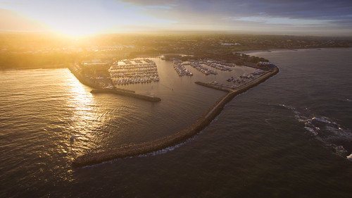 marina sunrise australia aerial perth western hillarys advanced phantom3 dji