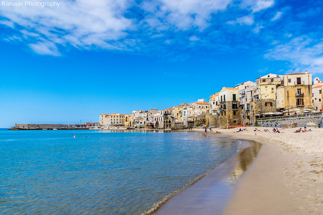 Colorful Cefalù