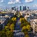 Paris Cityscape by _Hadock_