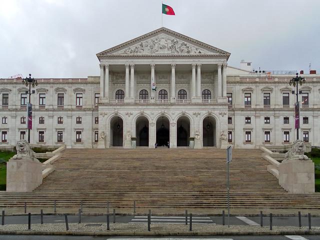 Palácio de São Bento (Parlamento) - Lisbon, Portugal