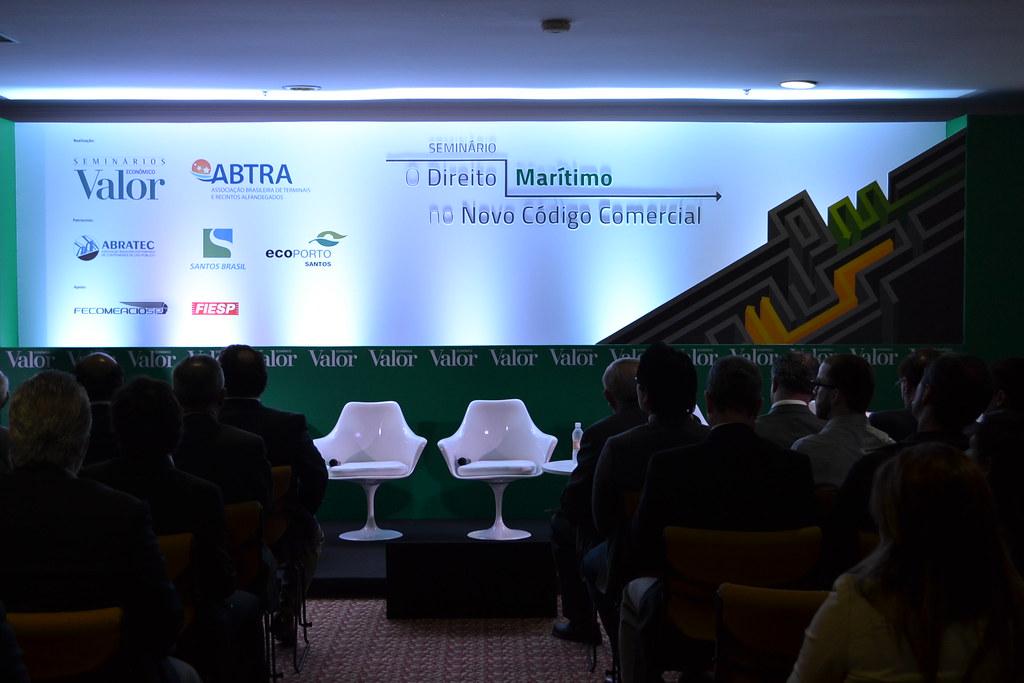 03.09.2013 - Seminário do Código Comercial em Santos