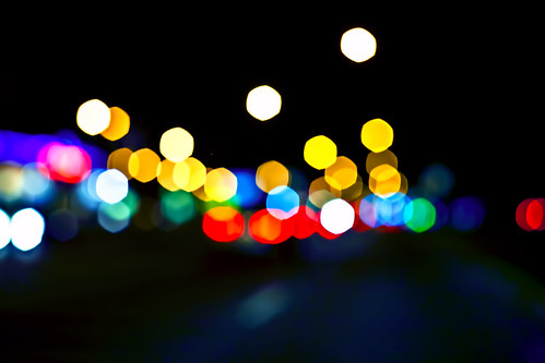 A drive through Bokehville | by Arutemu