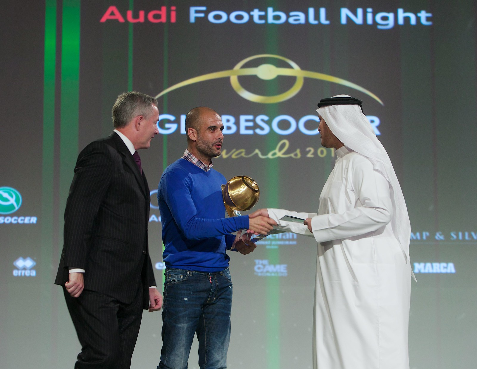 Globe Soccer Awards 287