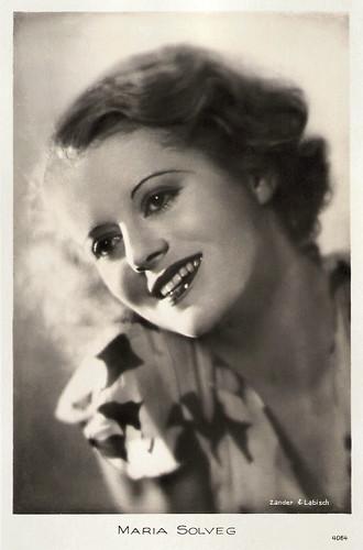 Maria Solveg