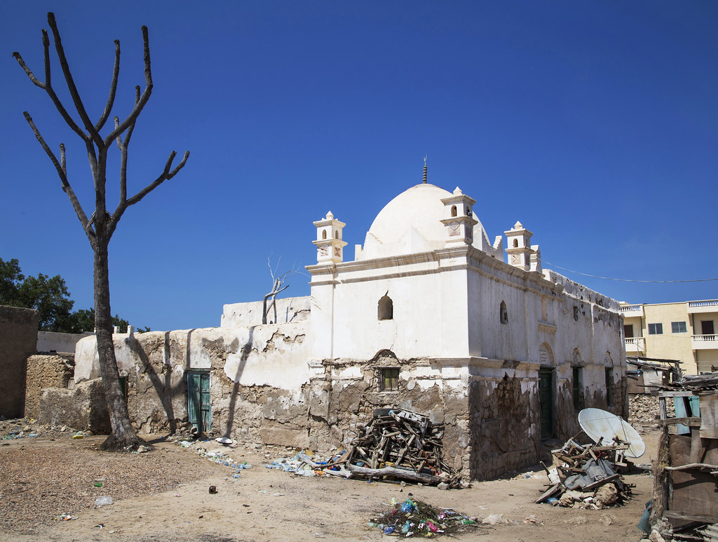 Jan 14 An Ottoman Era Mosque In Berbera Somaliland Flickr