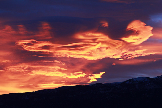Spectacular Sunrise, 6 February 2015