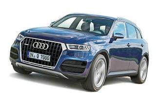2014 Új Audi Q7   by Az online magazin