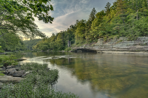 Clear Fork, Big South Fork NRRA, Scott County, Tennessee 2 | by Chuck Sutherland