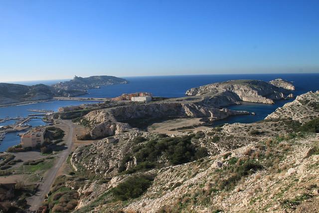 Iles du Frioul, Marseille