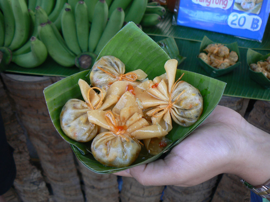 Street Food: Golden Bags