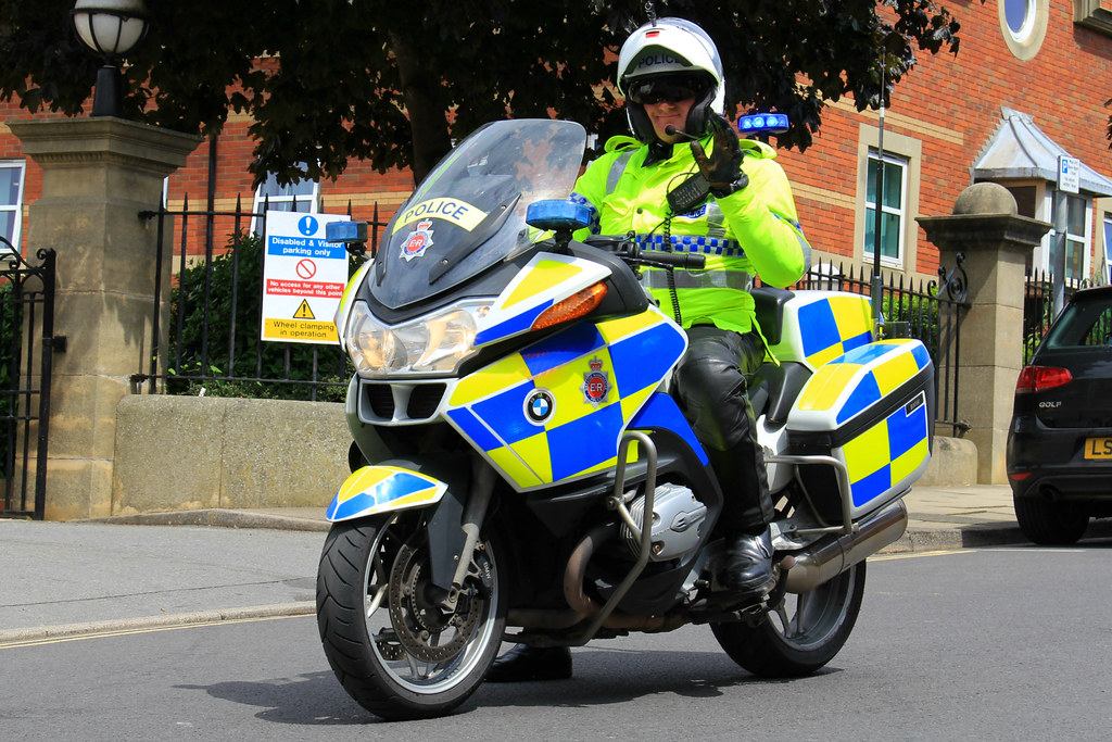 Greater Manchester Police Bmw R1200rt Roads Policing Unit Flickr