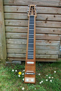 Home Made Lap Steel Guitar | by K1000_D50